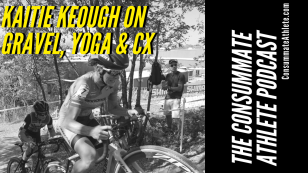 KAITIE KEOUGH ON GRAVEL, YOGA & CX
