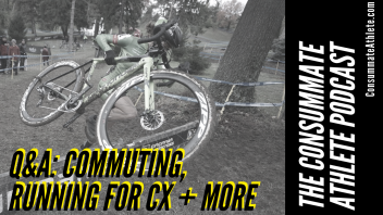 Q&A_ COMMUTING, RUNNING FOR CX + MORE