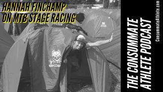 HANNAH FINCHAMP ON MTB STAGE RACING