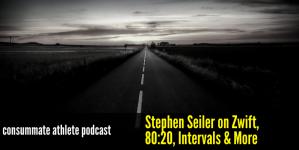 Stephen Seiler on Zwift, 80_20, Intervals & More